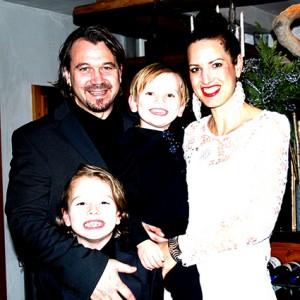 Familienbild Weihnachten 2014